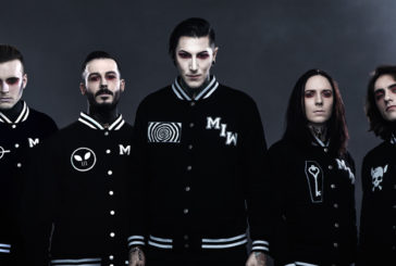 Motionless In White @ Diamond Ballroom 10/6/2019