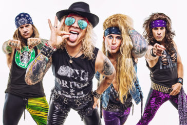 Steel Panther @ The Diamond Ballroom 12/14/2019