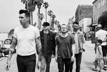 Theory of A Deadman @ The Diamond Ballroom 10/22/2019
