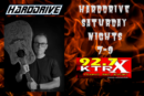 Harddrive Saturday Nights 7-9