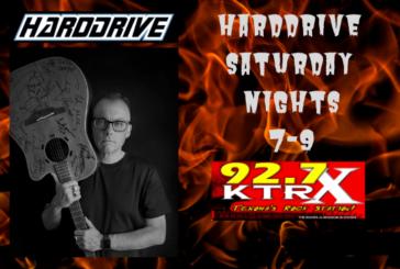Harddrive Saturday Nights 7-9