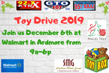 92-7 The X Toy Drive 2019