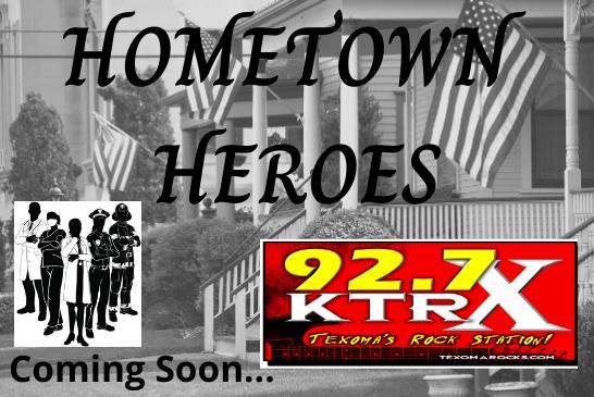 The X Hometown Heroes