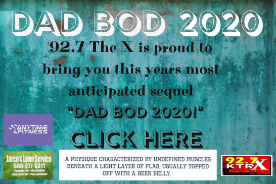 ENTER HERE FOR DAD BOD 2020!