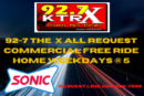The 60 Minute All Request Commercial Free Ride Home