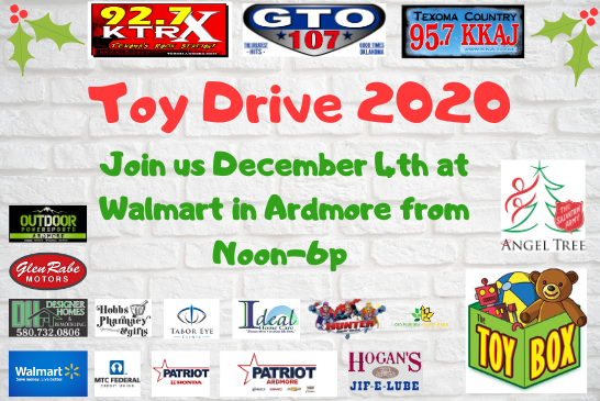 Stephens Media Group Annual Toy Drive