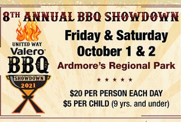 8th Annual United Way Valero BBQ Showdown