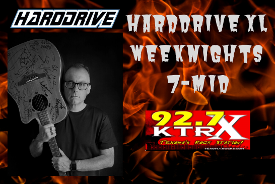 Harddrive XL with Lou Brutus