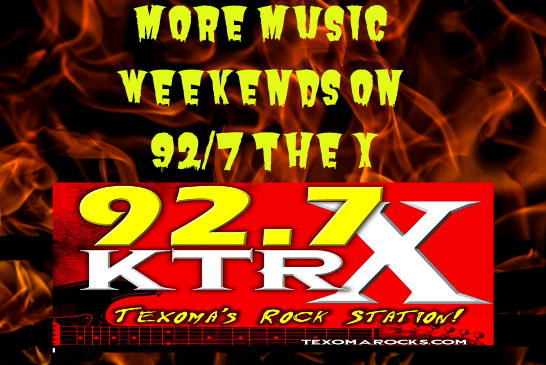 More Music Weekends on The X